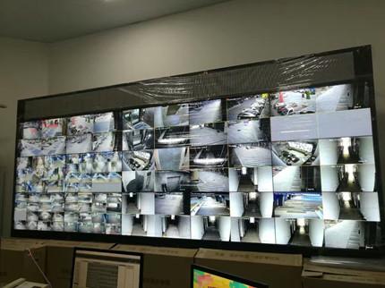 广州市广石物流有限公司弱电智能化工程