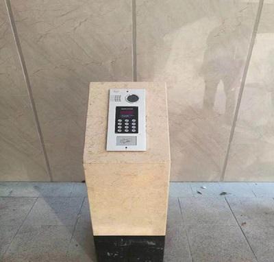 广东恒润光电有限公司弱电一卡通系统安装
