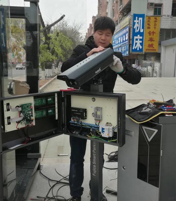 东莞市精诚数控科技有限公司安防监控工程